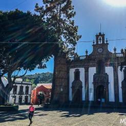 Teror is worth a visit in itself. A quiet, crisp escape from Las Palmas