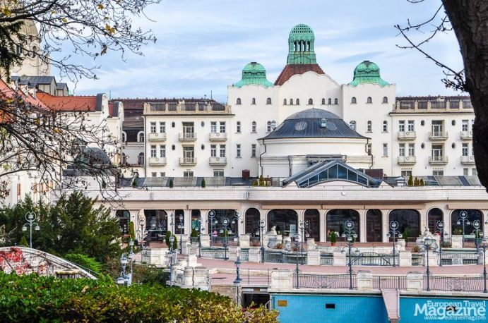 Gellert Hotel and Thermal Spa almost made it to our Top10 list