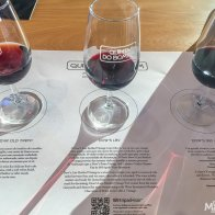 After appreciating the gorgeous wine barrels and the historical atmosphere, it's a delight to taste 3 different kinds of the local Port Wine: Dow's Port. Taste bud bliss!