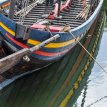 You can discover more than 40 reconstructed ships, with 15 from the Viking Age, in the harbour and – if you want to challenge your inner Viking – go siling in one during the summer months