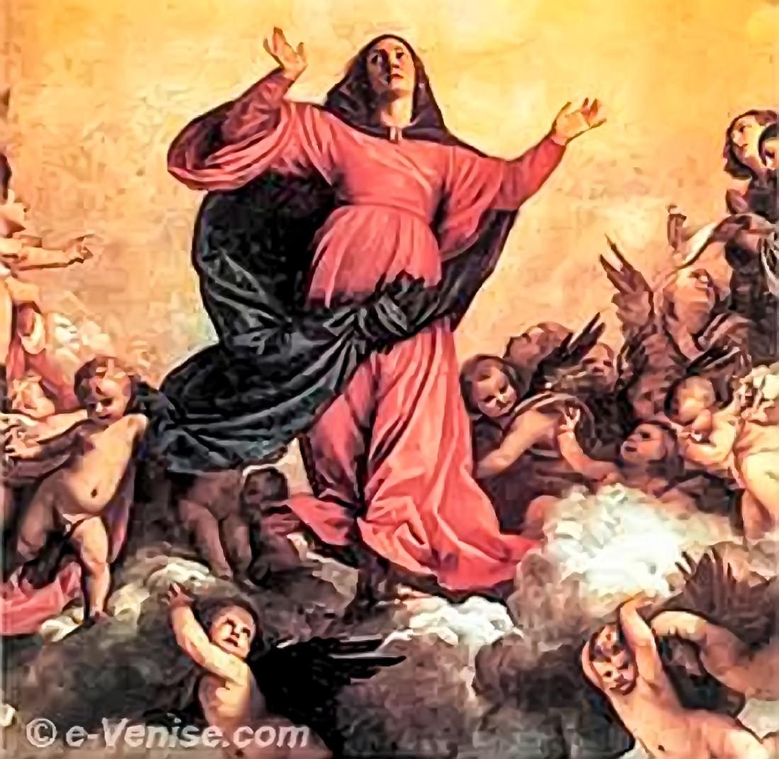 Le Titien Assomption de la Vierge