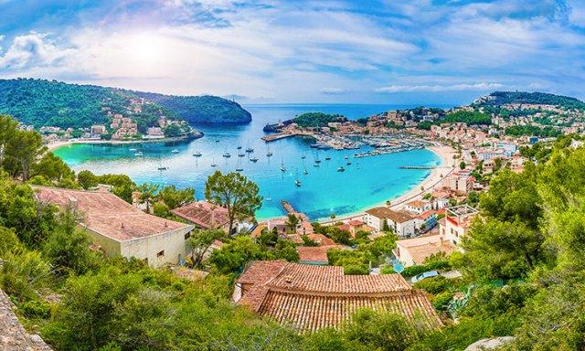 L'île de Majorque