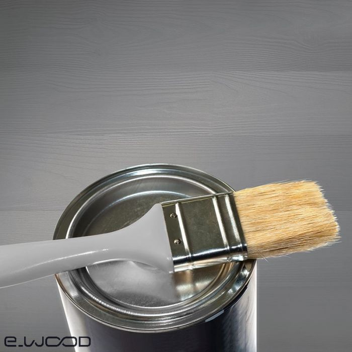 peinture de retouche pour lambris bois gris ral 7035 pot 0 25l