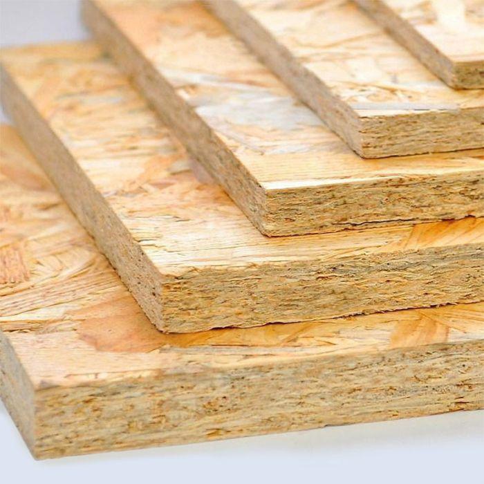 panneau bois osb 3 15 mm bords droits 15 1250 2500 certifie pefc 100