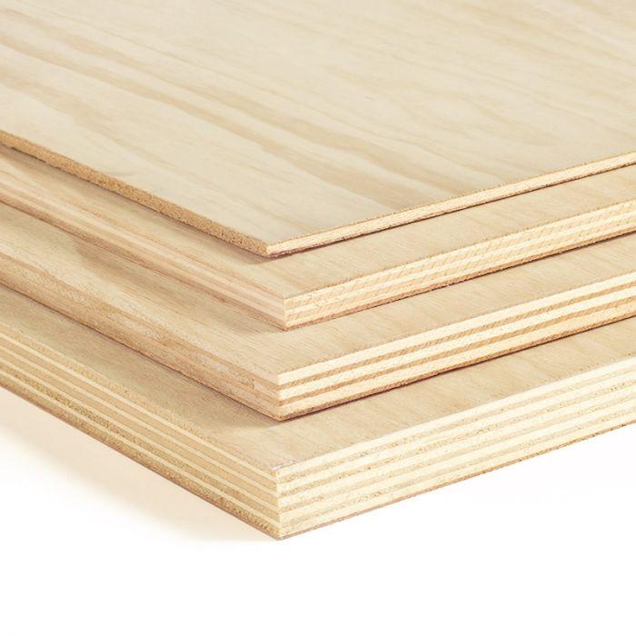 panneau contreplaque bois pin radiata 9 mm bords droits 9 1250 2500
