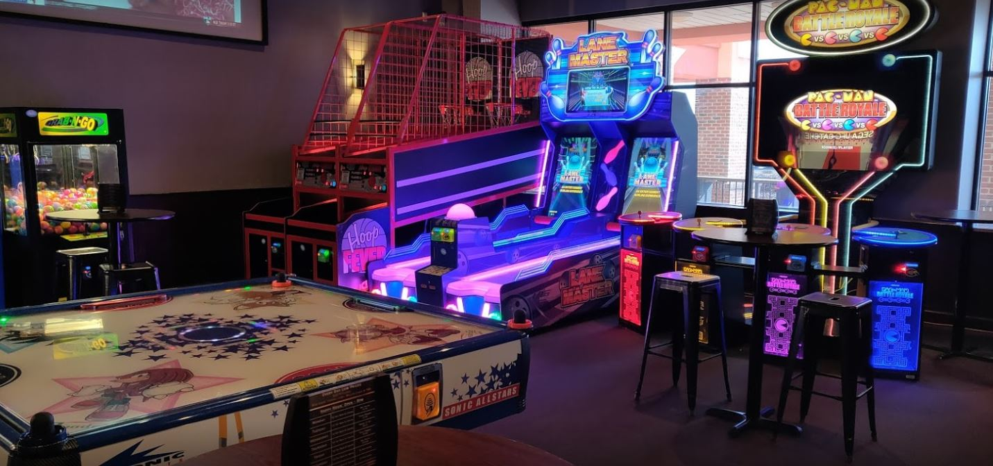 Coin-operated games in Loudoun