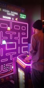 Arcade Vendor in Baltimore