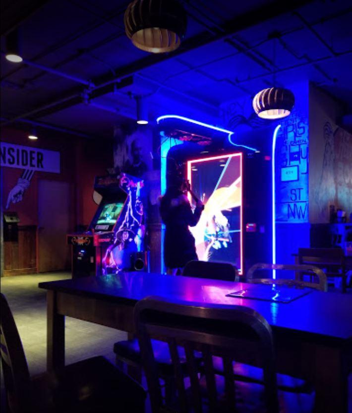 MK Beat Saber, Jukebox and bar games