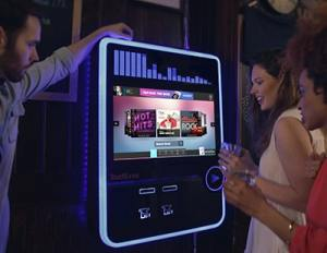 Touchtunes in Wyoming