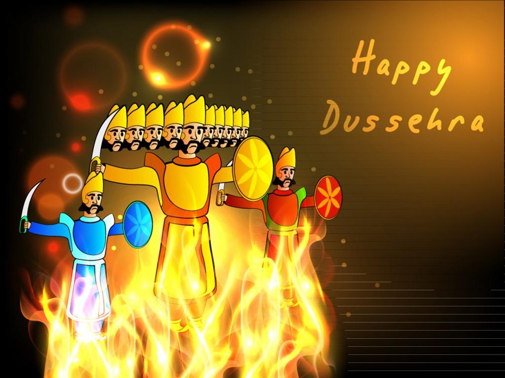 Happy Dussehra 2018 Greetings