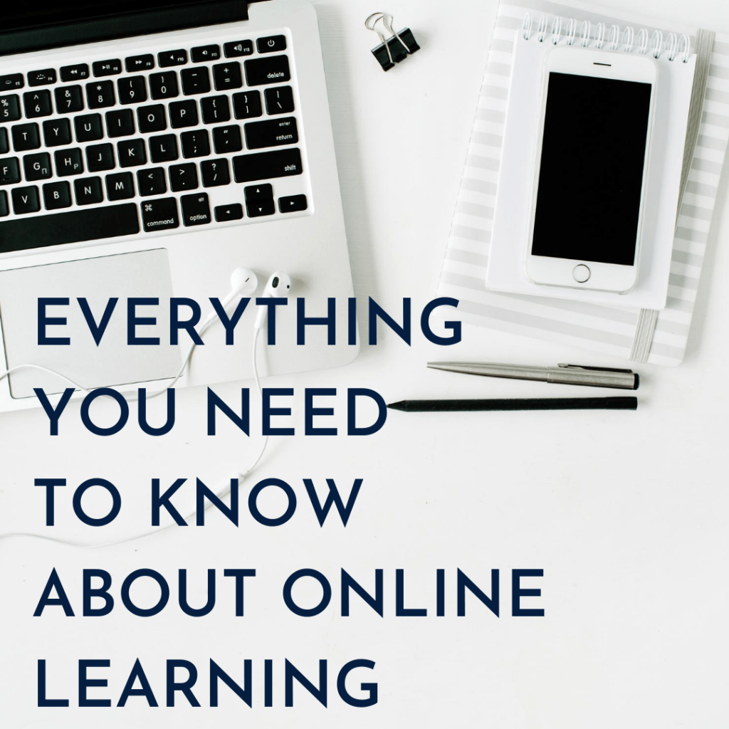 blog post everything you need to know about online learning