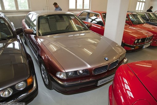 BMW Classic – Karl Lagerfeld's 750iL Individual