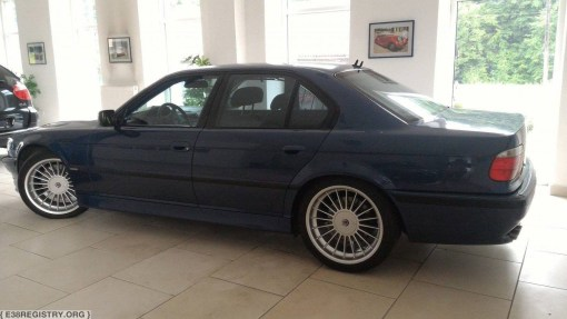 Alpina B Alpina B The E Registry - Bmw e38 alpina for sale