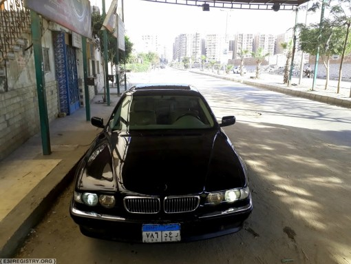 Wessam – 740iL