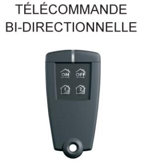 E3C Alarmes : Télécommande Bi Directionnelle Delta Dore