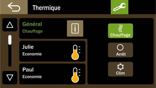 E3C Domotique : Thermique Delta Dore