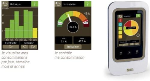 E3C Domotique : controle et visualisation Delta Dore