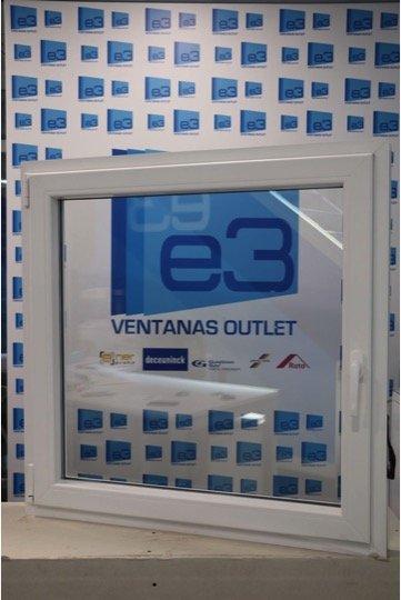 Ventana E3 70 mm PREMIUM blanco