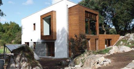 Cómo ahorra energía una casa pasiva