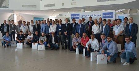 Especialistas de casa pasiva de todo el país se dan cita en Vélez-Málaga gracias a E3 Ventanas Eficientes
