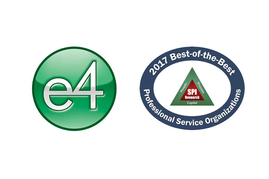 e4 Logo Best of the Best