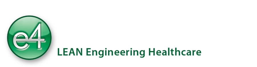 e4 LEAN Engineering Healthcare Logo