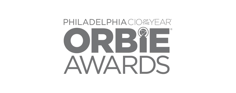 Phildelphia CIO of the Year Orbie Awards