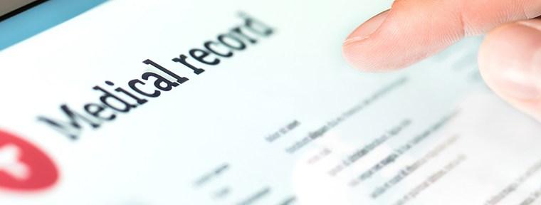 Medical Record Image 1