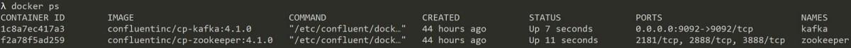 How to easily run Kafka with Docker for Development