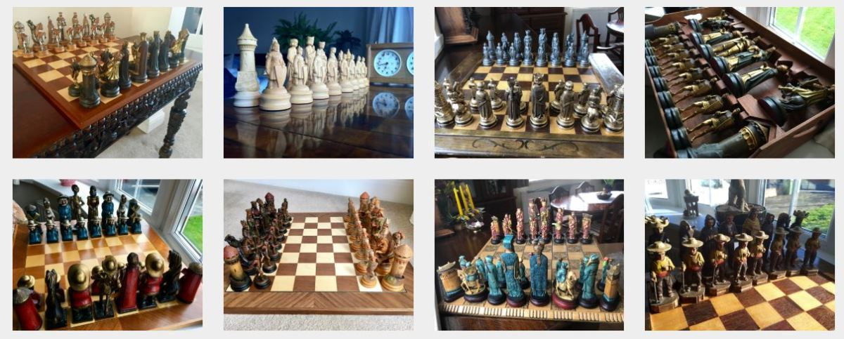 My Family Chess Collection