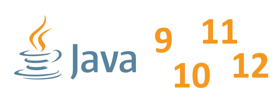 Java 9 to 12 – all the language modifications