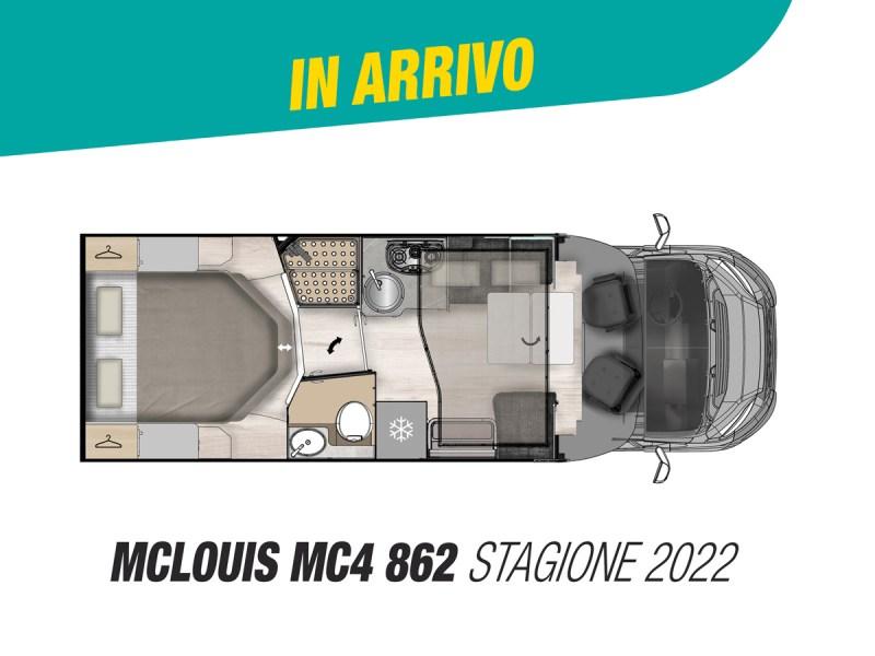 McLouis MC4 862 stagione 2022