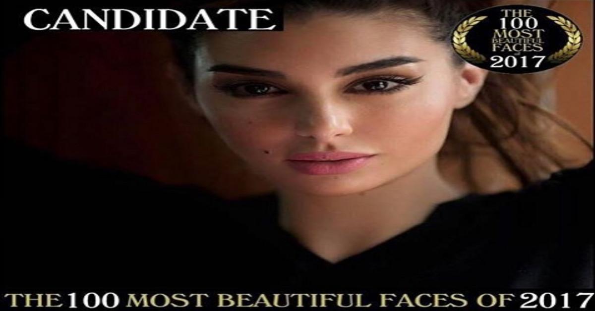 ياسمين صبري ضمن أجمل 100 وجه في العالم احكي