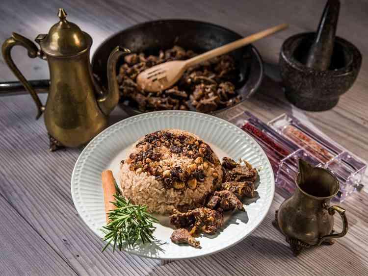 طريقة عمل الأرز بالخلطة بوصفات شهية مثل المطاعم احكي