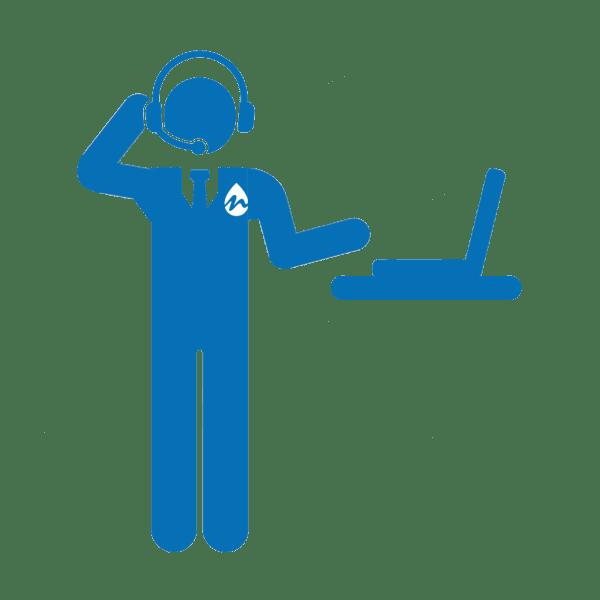 Service Support à distance