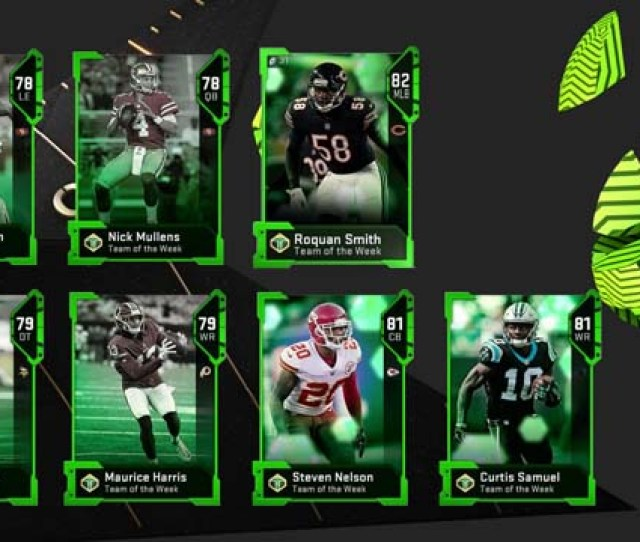 Beef Up Your Ultimate Team Roster With The Latest Madden  Legends Now