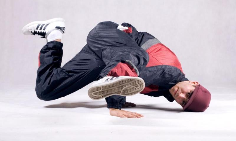 """Help and support for Bartosz """"Cetowy"""" Turzynski – hip hop activist and dancer."""