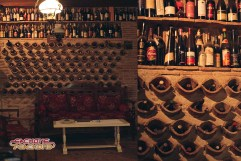 Wine library...
