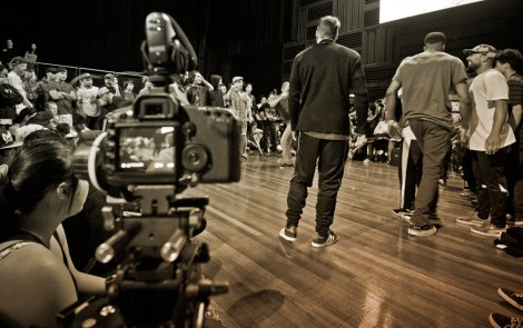 How it is to be Filmmaker on a dance event? | The Notorious IBE 2015