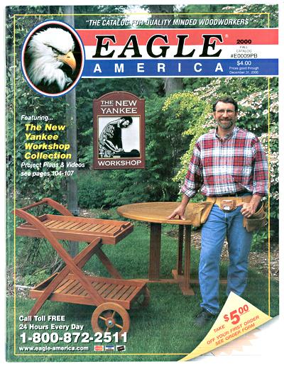Eagle Americas September 2000 Cover