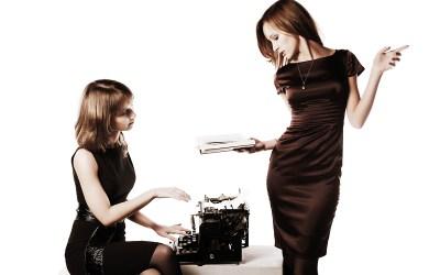 Writer & Editor: The Perfect Team