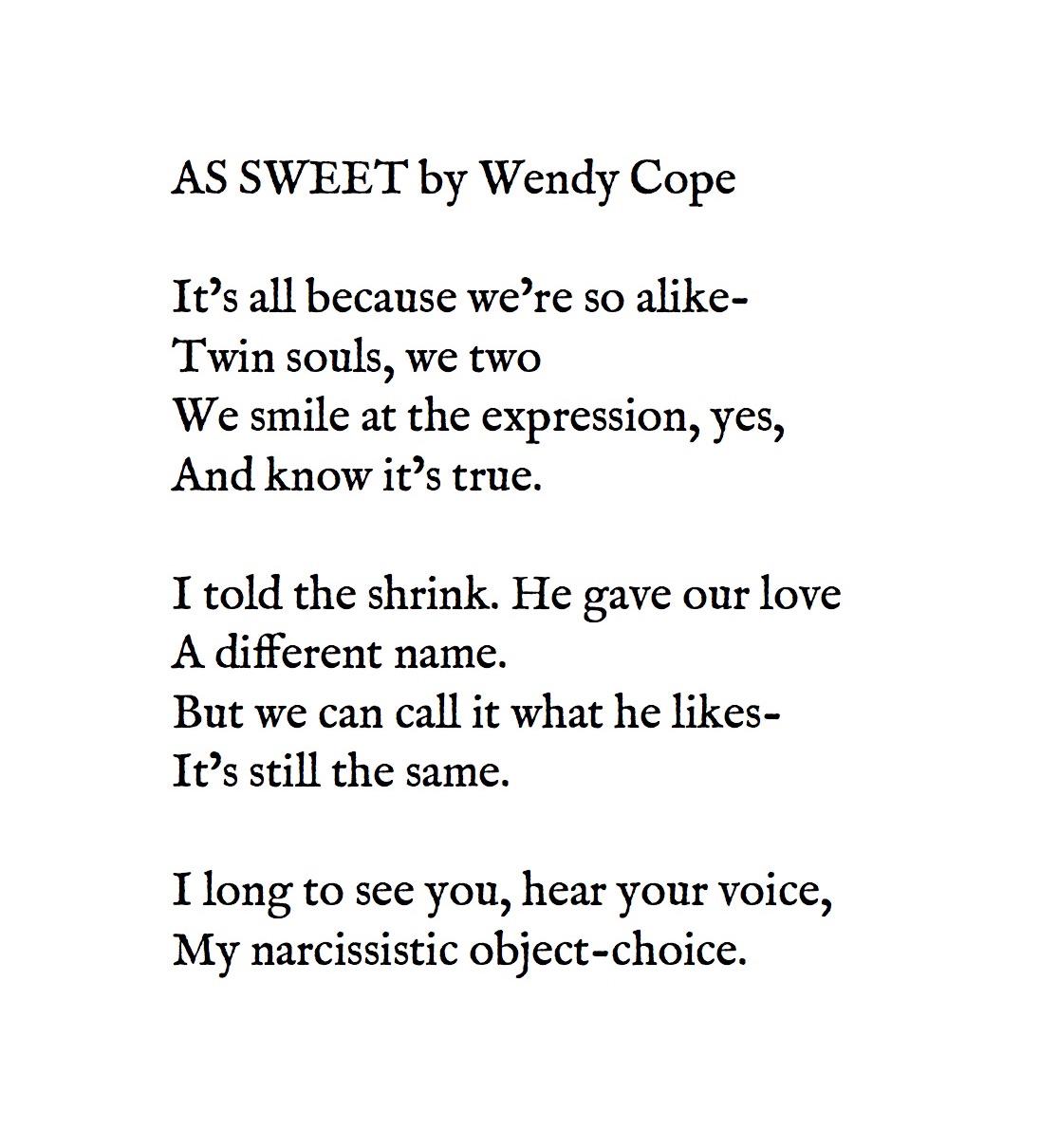 More Alternative Love Poems