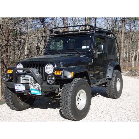 gobi jeep wrangler jk 07 up 2 door roof rack