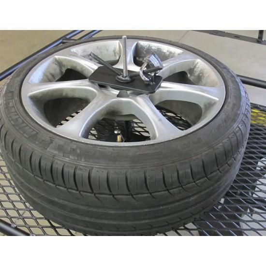 gobi roof rack spare tire mount kit