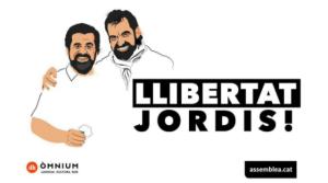 Cataluña presos políticos
