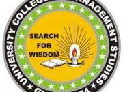 List of Courses Offered at University College of Management Studies, UCOMS - 2019/2020