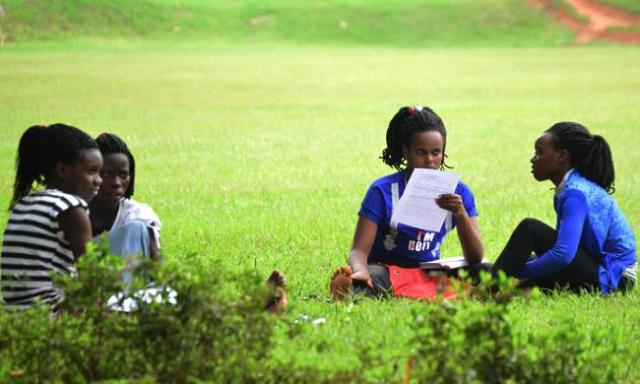 Makerere University, MAK Application form for international Applicants: 2019/2020