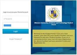 Mbarara University, MUST Student Portal: Student.must.ac.ug