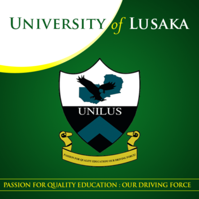 University of Lusaka, UNILUS Student Portal: Unilus.ac.zm/Students/Login.aspx