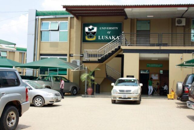 List of Courses Offered at University of Lusaka, UNILUS: 2019/2020